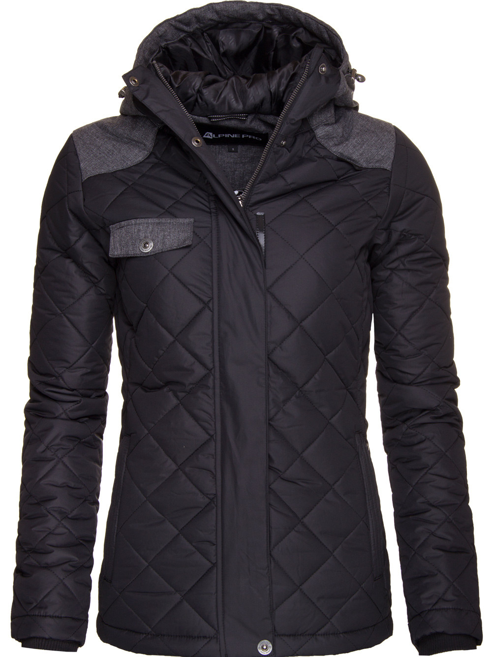 Winter jacket ALPINE PRO GABRIELLA