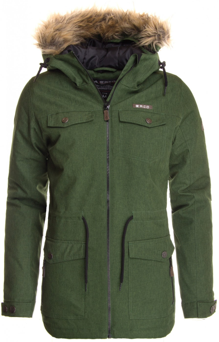 Winter jacket women's ERCO DARONIA