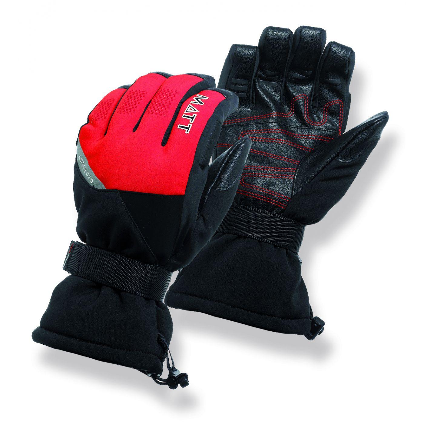 Winter gloves MATT 3068 ADVANCED TOOTEX