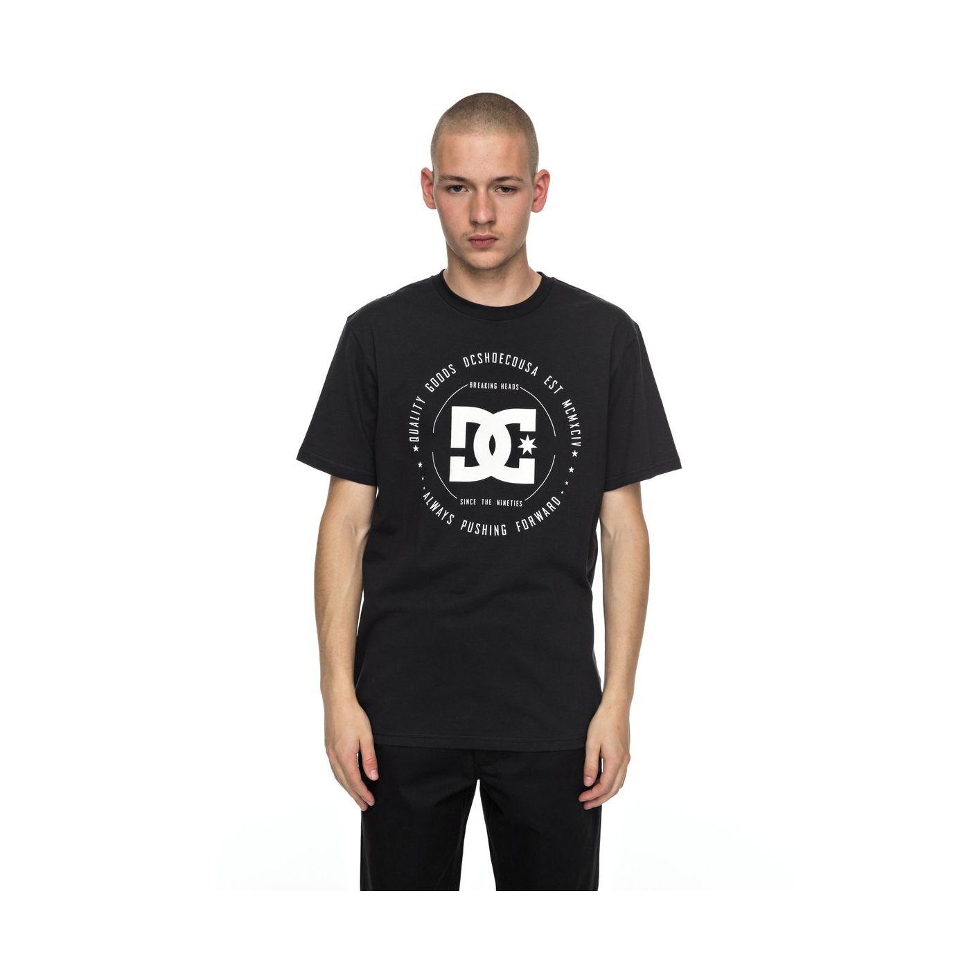 T-shirt DC  REBUILT 2 SS M TEES EDYZT03728