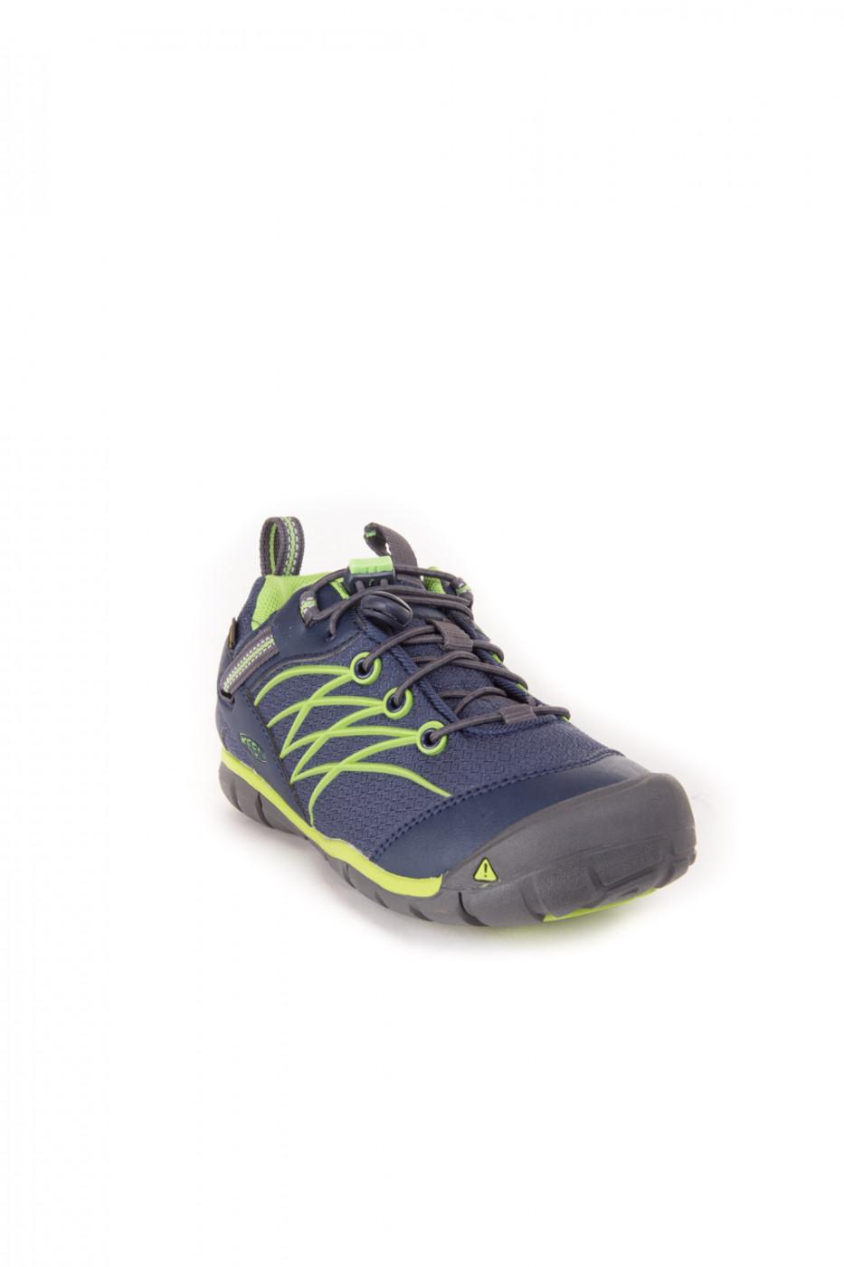 77e998cb97dab Outdoorové boty dětské KEEN CHANDLER CNX WP JR - ALIATIC