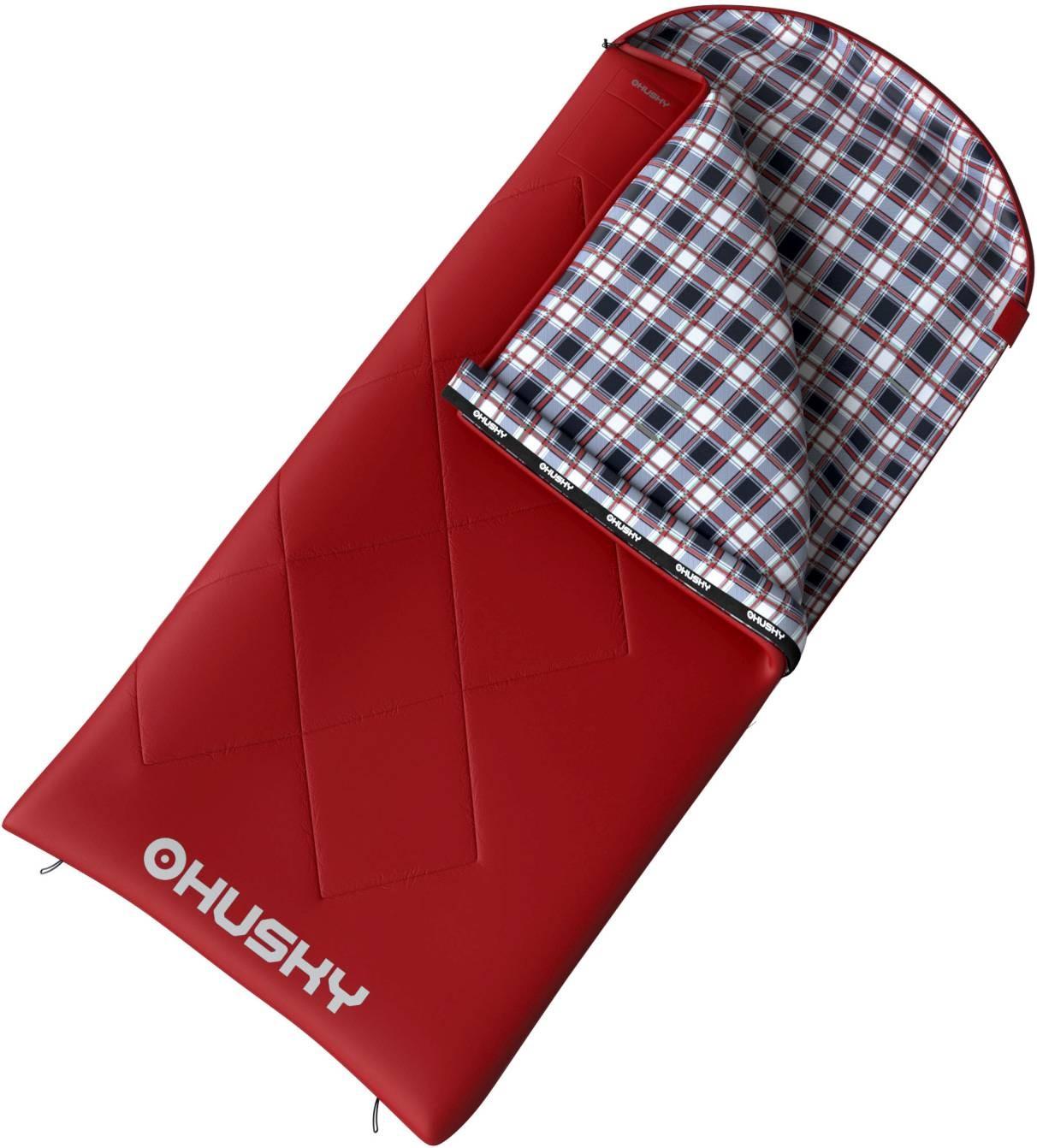 Children's sleeping bag HUSKY GALY -5°C