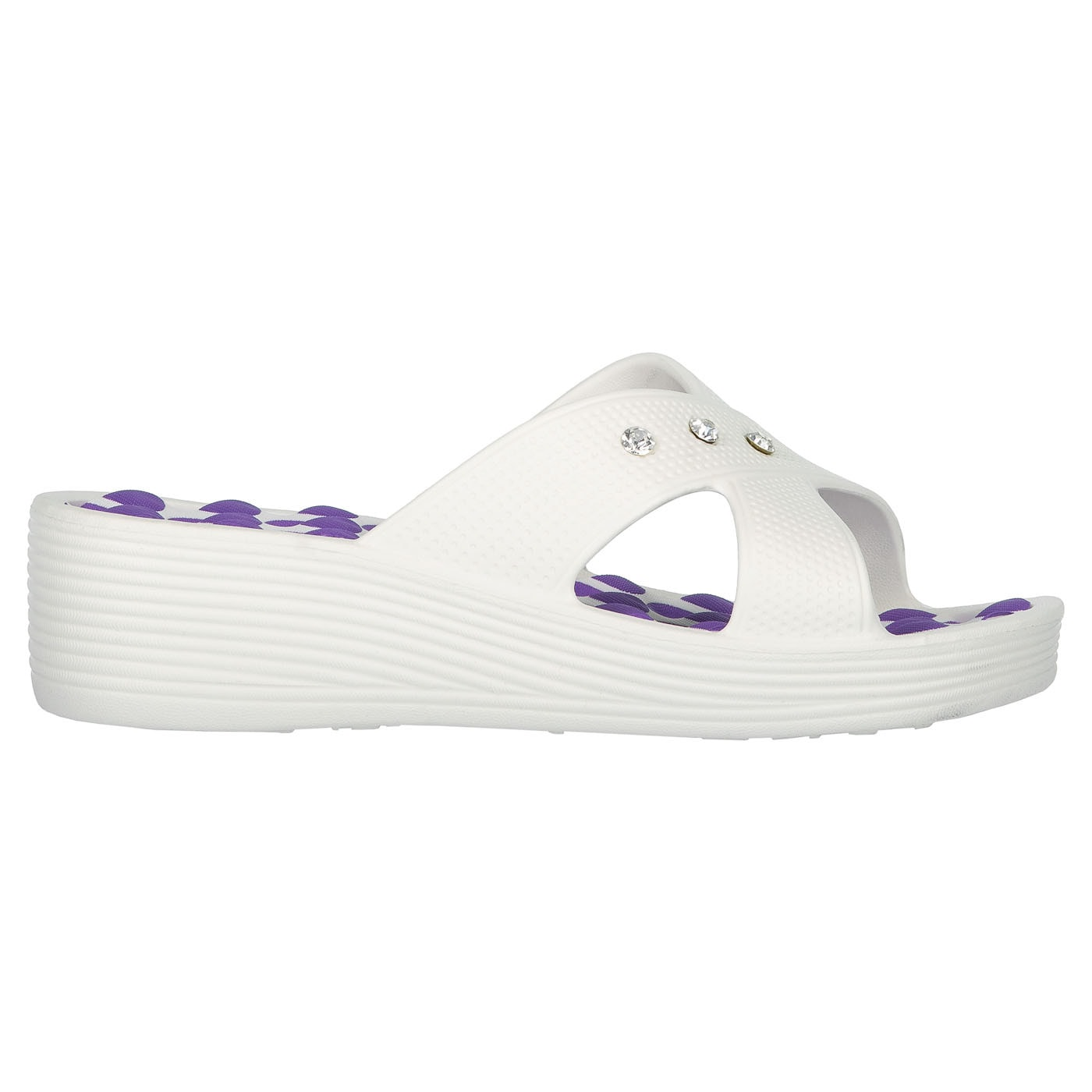 Women's slides FLAMEshoes B2017