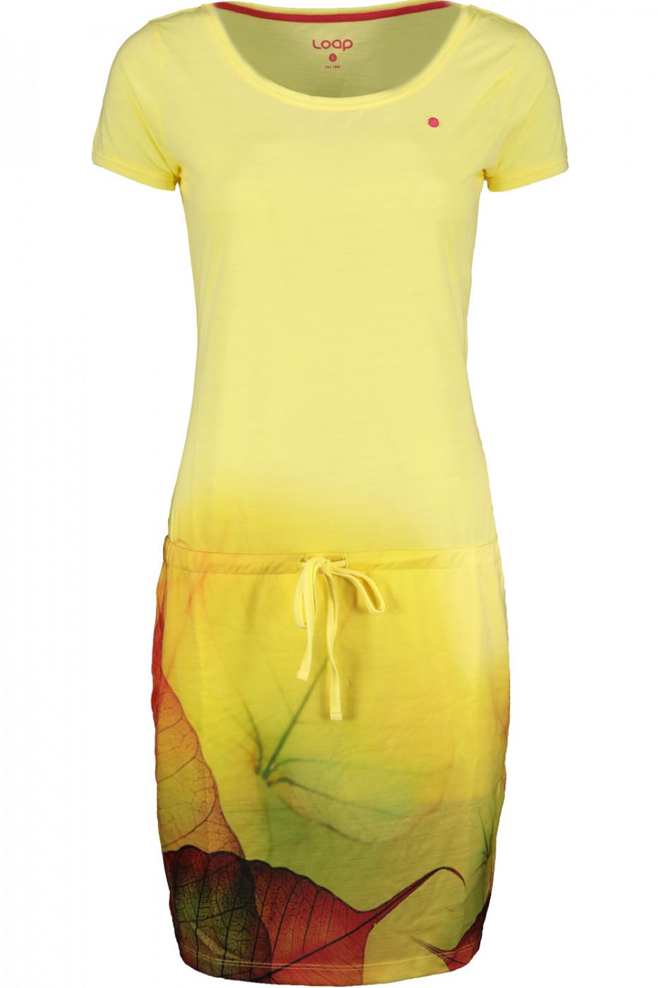 Women's dress LOAP ALYSA