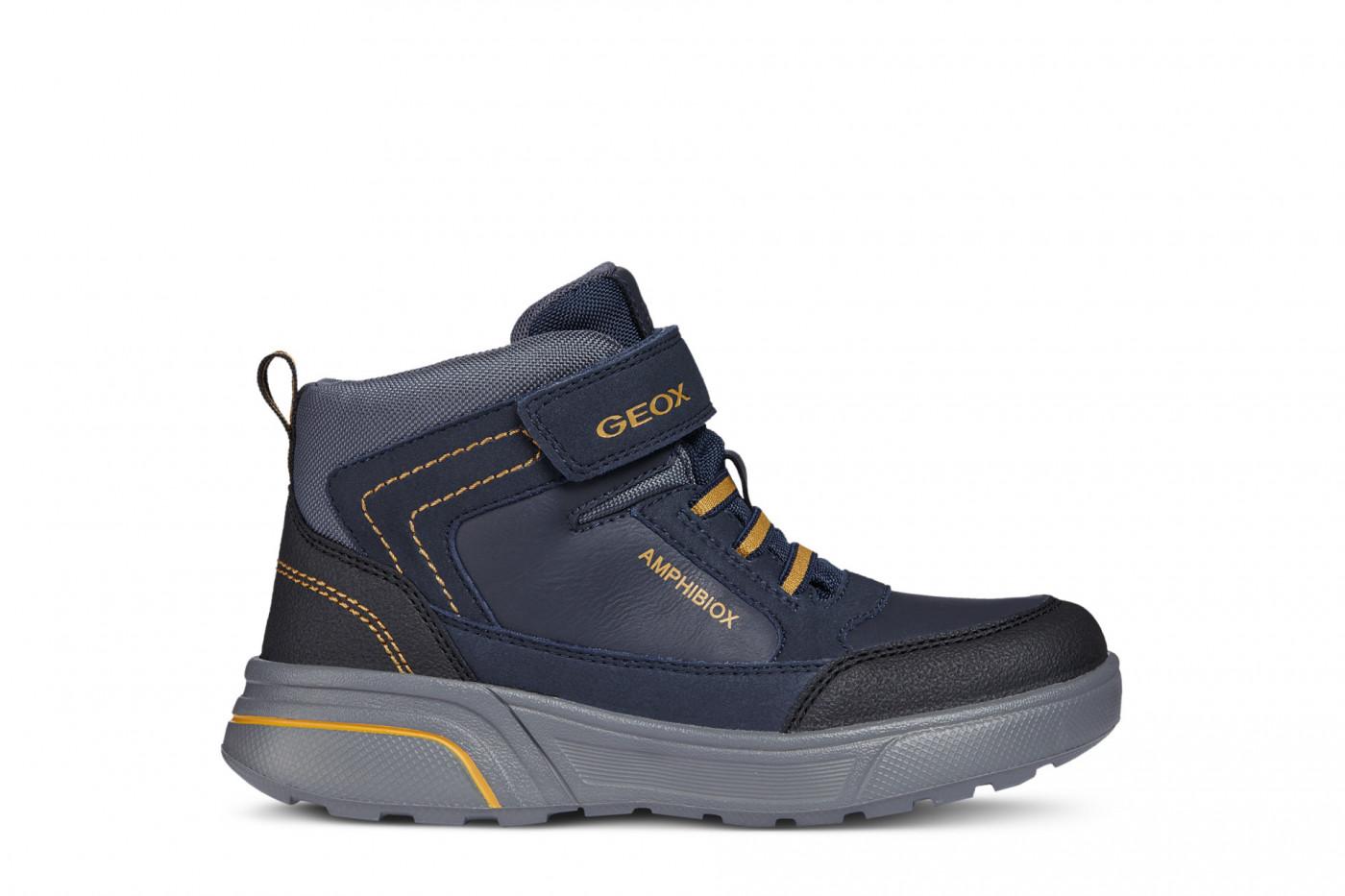 winter boots GEOX SVEGGEN BOY ABX B