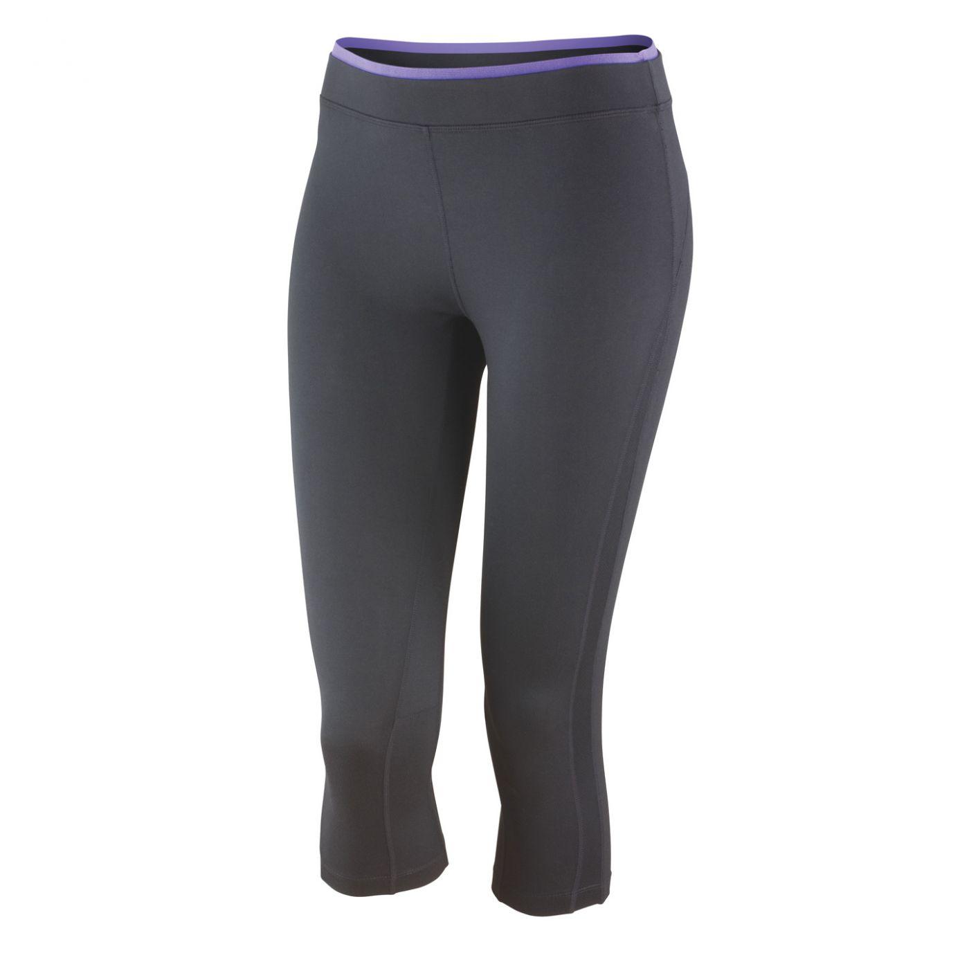 Women's 3/4 leggings Spiro FITNESS