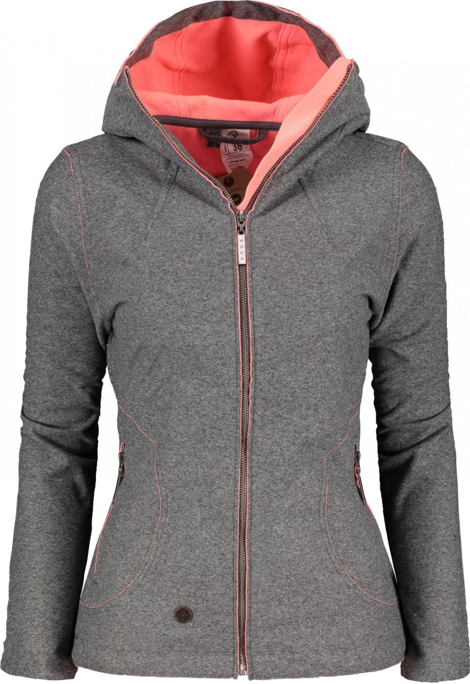 Women's jacket WOOX Woolshell Pilosella