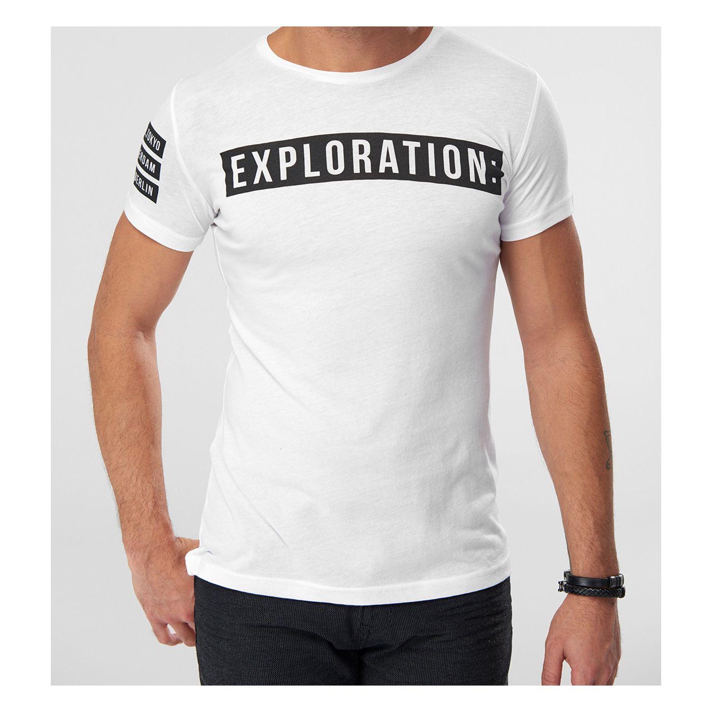 Men's t-shirt Trendyol Printed