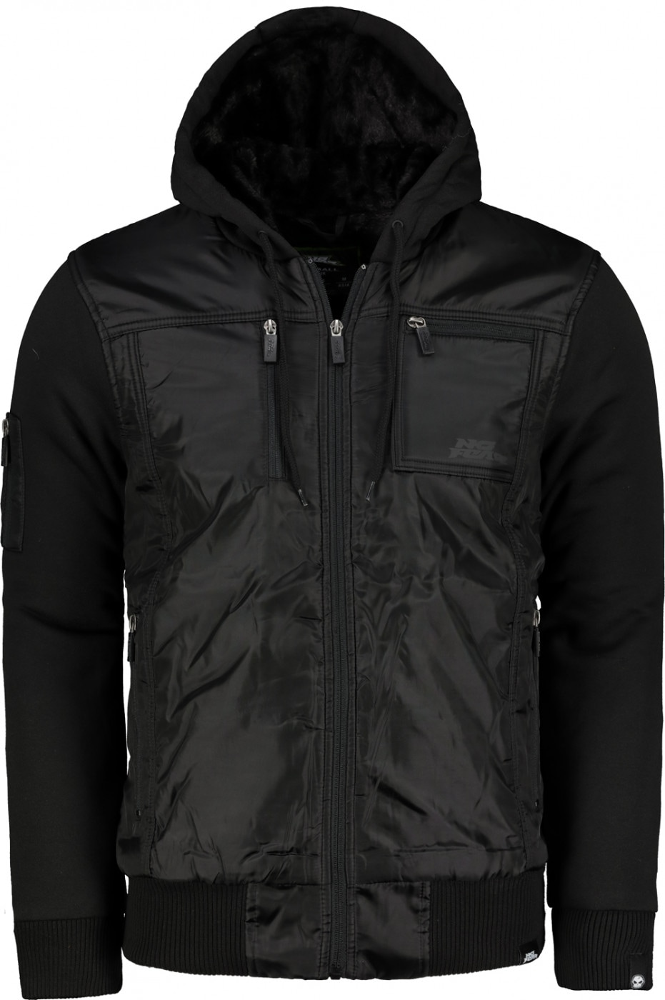 Men's jacket No Fear Lined Zip