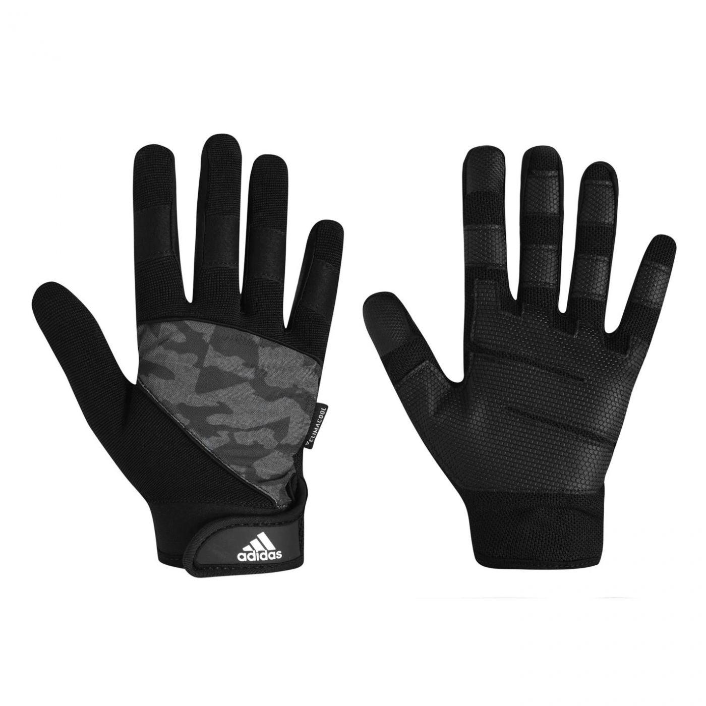 Adidas Full Finger Performance Gloves - Large