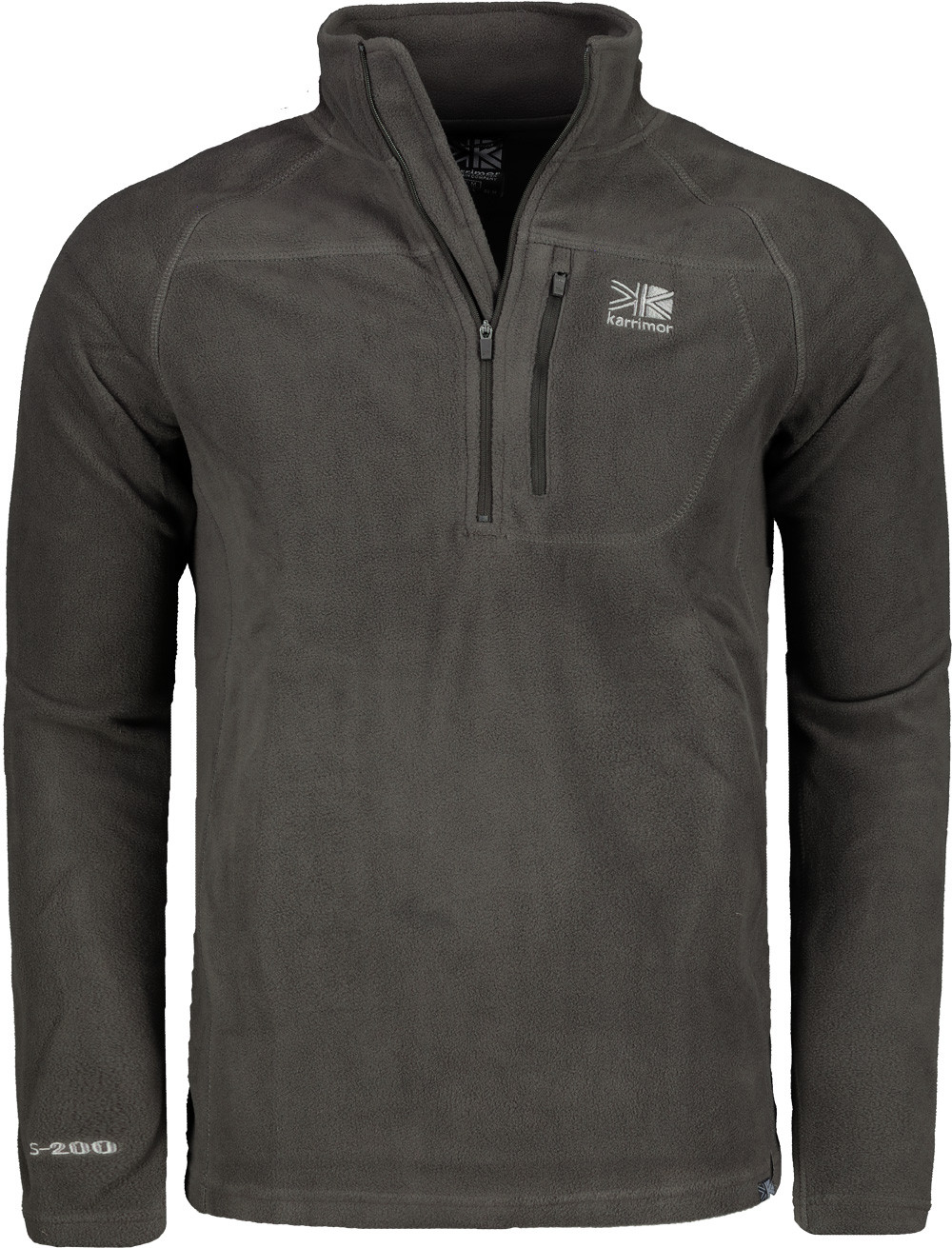 Men's fleece sweatshirt  Karrimor KS200 Micro