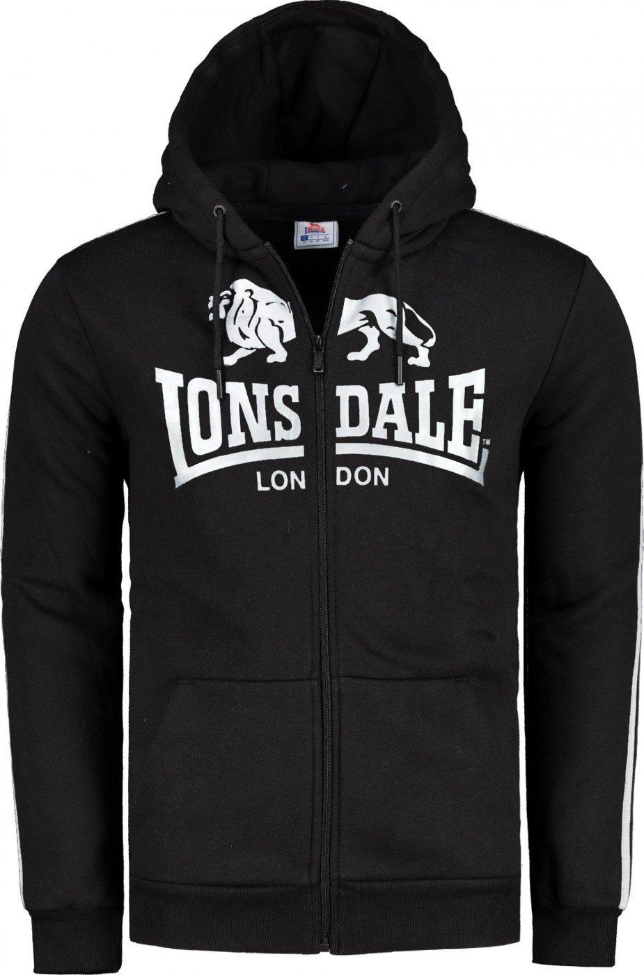 Muška dukserica Lonsdale 2S Zip