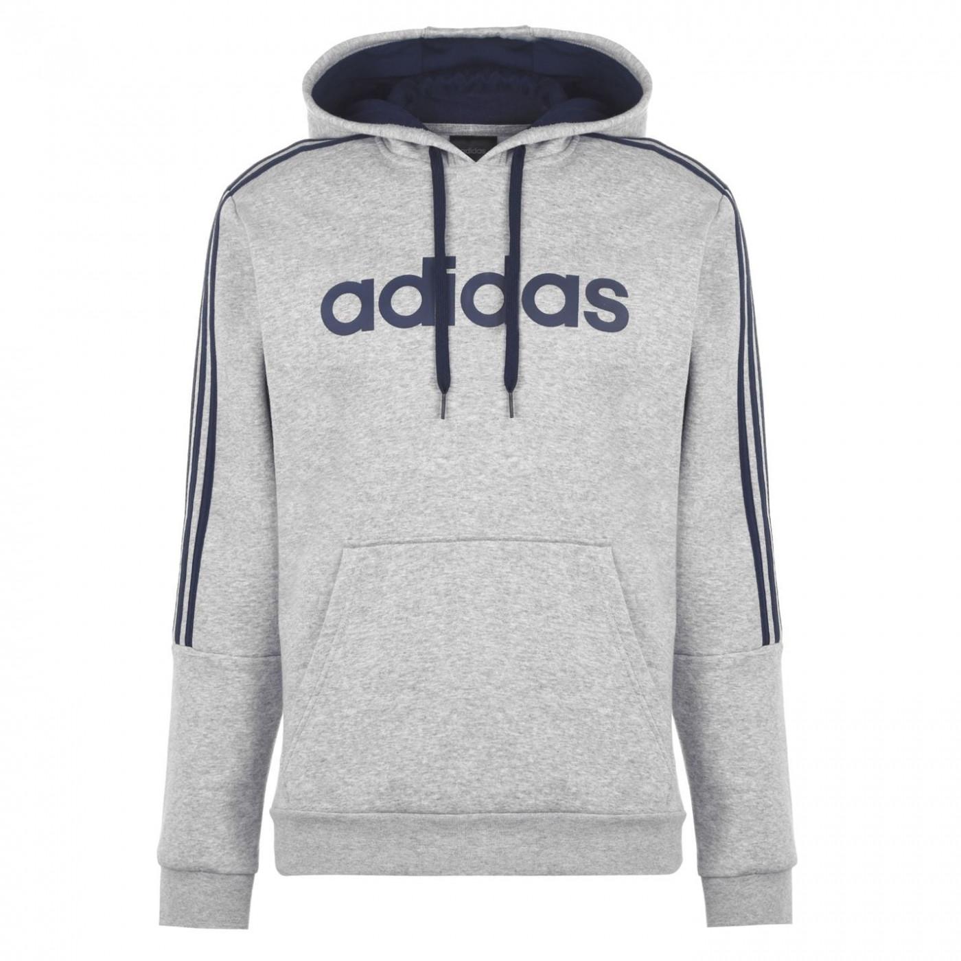 Pánska mikina Adidas 3 Stripes Logo