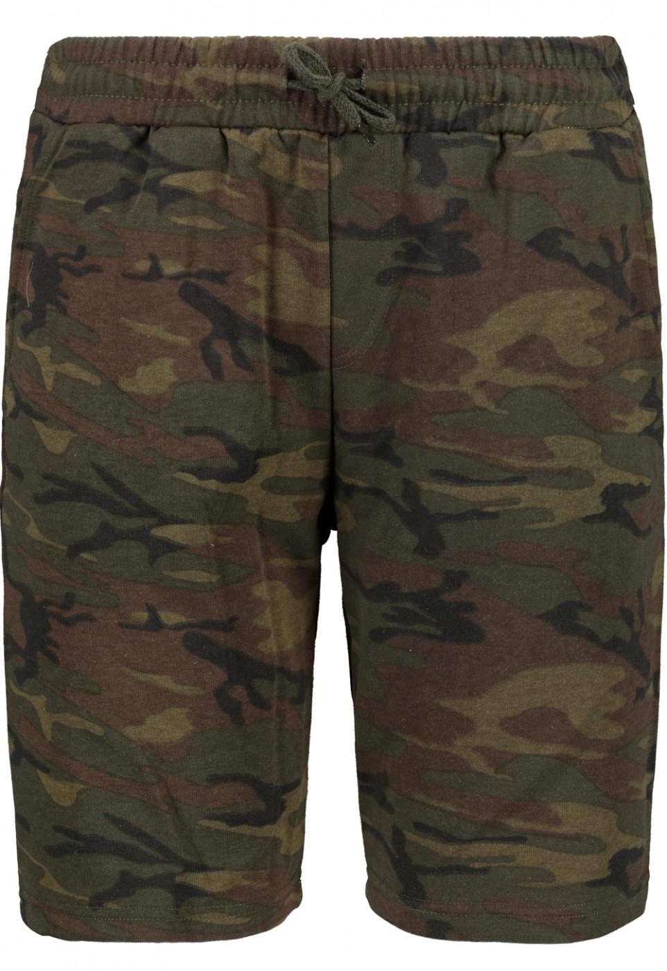 Men's shorts Trendyol Camo