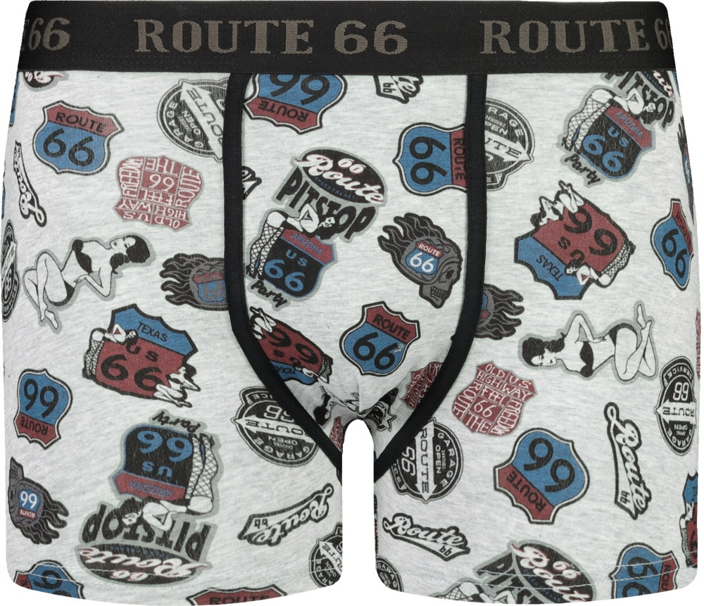 Men's boxer shorts Route 66 Feel the Freedom