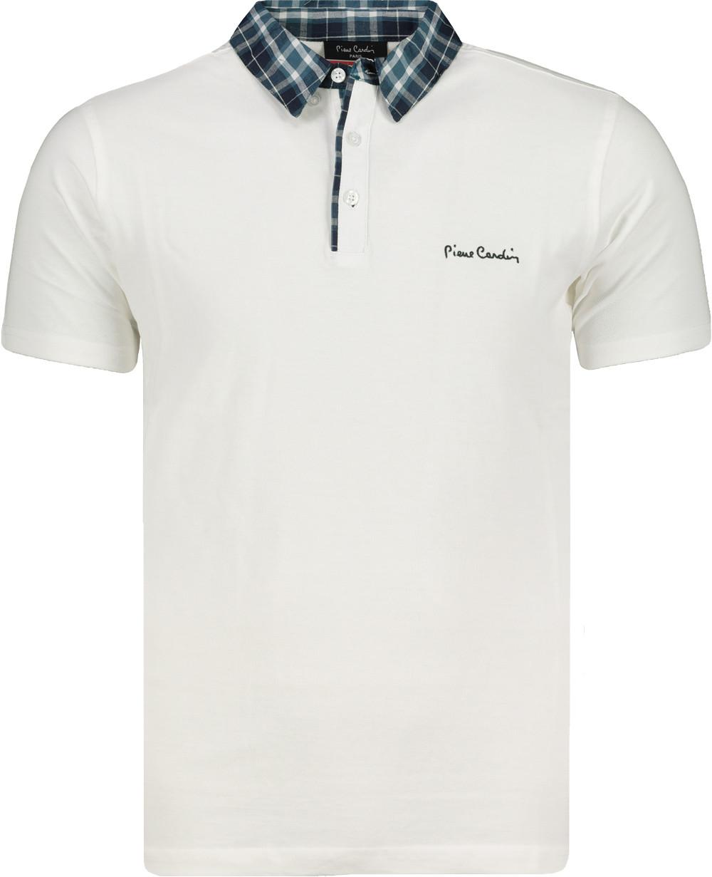 Muška polo majica Pierre Cardin Short Sleeve Check Collar
