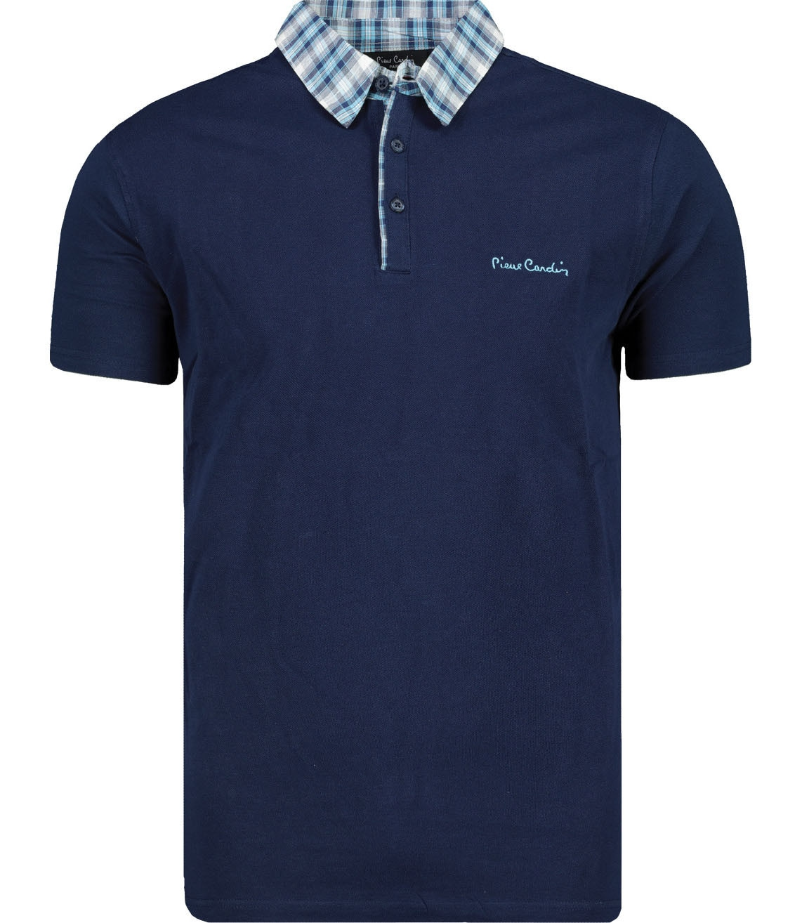 Muška polo majica Pierre Cardin Short Sleeve Check Collar