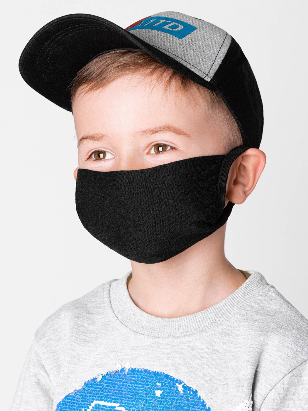 Kids Face mask Ombre A262