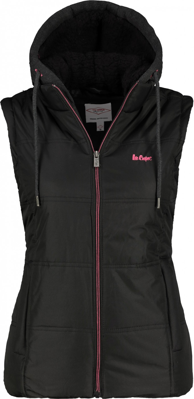 Gilet da donna Lee Cooper Sweet Hooded