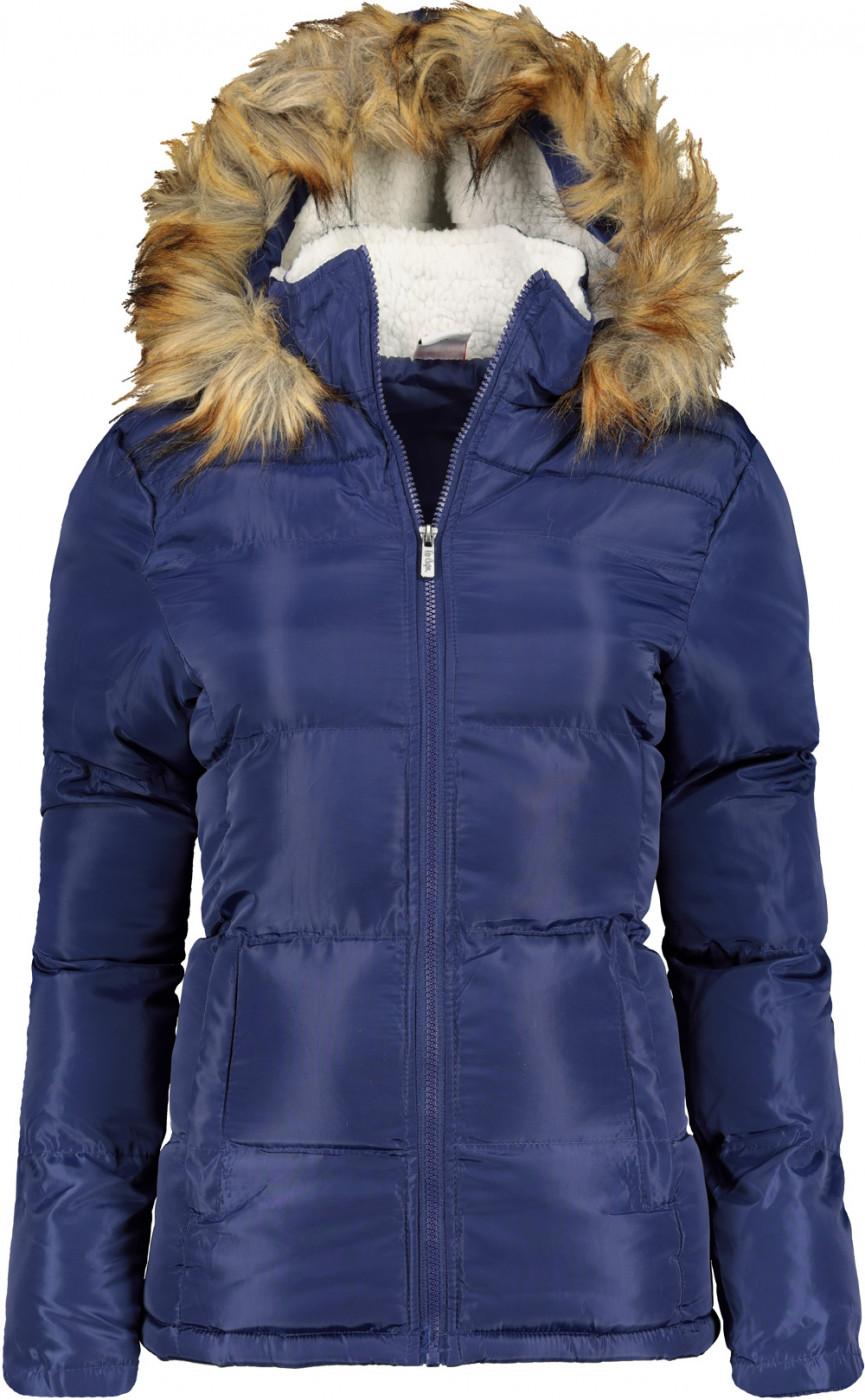Lee Cooper Faux Fur Hood Jacket Ladies