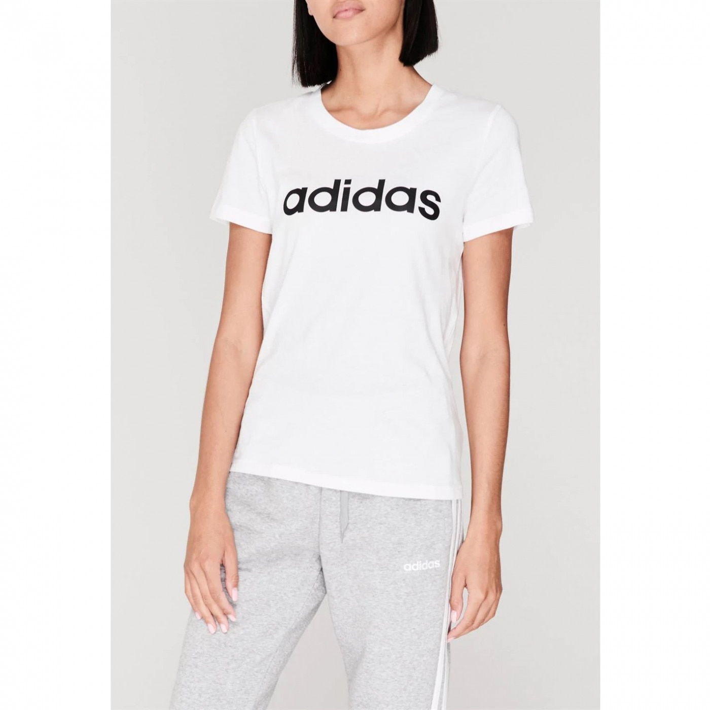 Women's T-shirt Adidas Linear QT