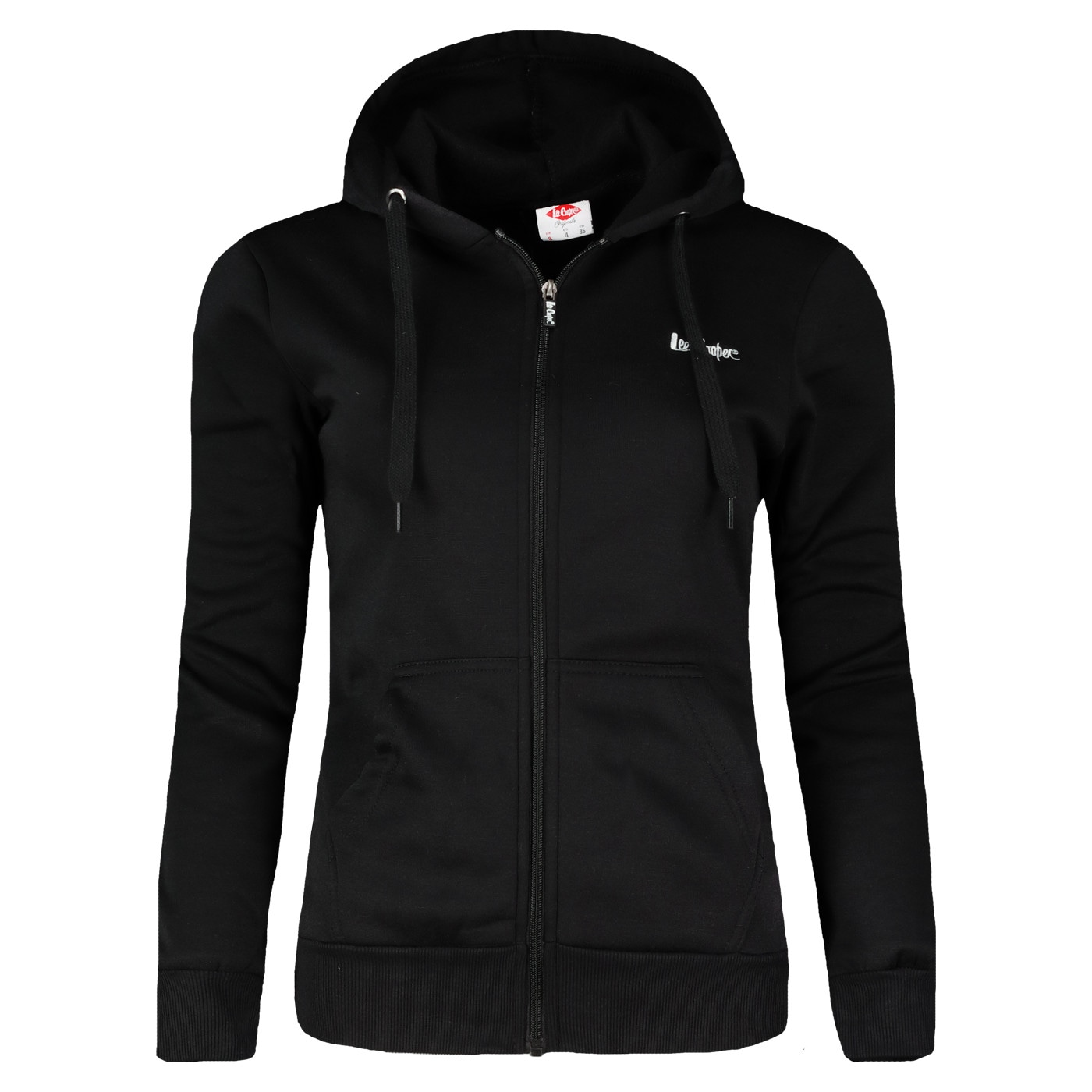 Lee Cooper Zip Thru Hoody Ladies