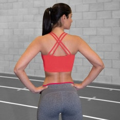 Women's sports bra Spiro  FITNESS