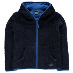 Gelert Yukon Fleece Hoodie Junior Boys