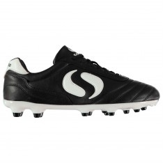 Sondico Strike Firm Ground Football Boots Mens