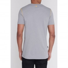 11 Degrees Contrast T Shirt