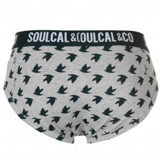 SoulCal Briefs Pack of 2