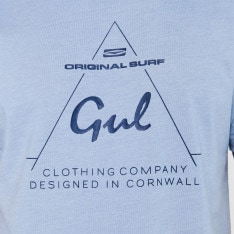 Gul Logo Carrier T Shirt Mens