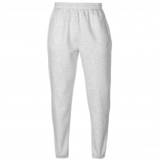 Slazenger Cuffed Fleece Jogging Pants Mens