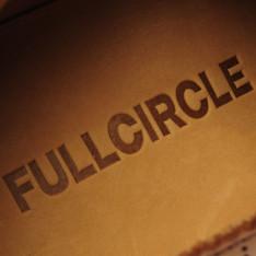 Full Circle Brogue Shoes