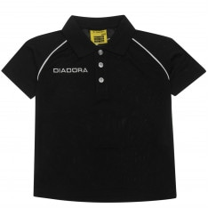 Diadora Madrid Polo Shirt Junior Boys