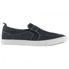 Lee Cooper Kenji Canvas Shoes Mens