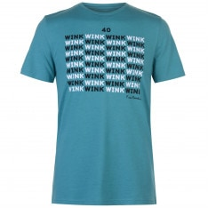 Pierre Cardin Graphic Print Lounge Tee Mens