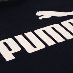 Puma No 1 Logo T Shirt Mens