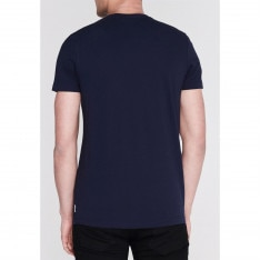 Lee Cooper Logo T Shirt Mens