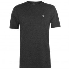 Volcom Volcum Heather T Shirt Mens