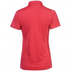 Slazenger Plain Polo Shirt Ladies