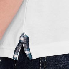 Pierre Cardin Short Sleeve Check Collar Polo Mens