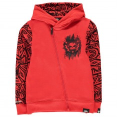 No Fear Full Zip Hoodie Junior Boys