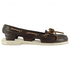 Crocs Ladies Beach Boat Shoes