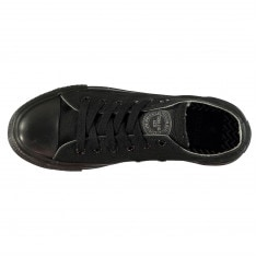 SoulCal Low Junior Canvas Shoes