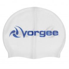 Vorgee Logo Silicone Swimming Cap Adults