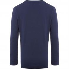 Benetton Boys Long Sleeve Classic Tshirt