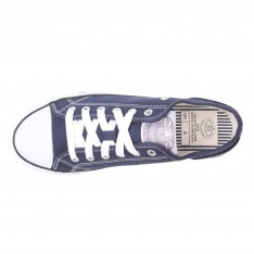 Dunlop Canvas Low Ladies Trainers