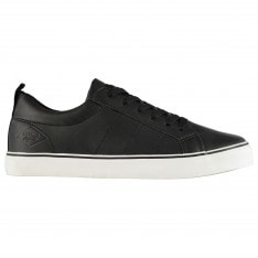 Lee Cooper Zack Low Trainers Mens