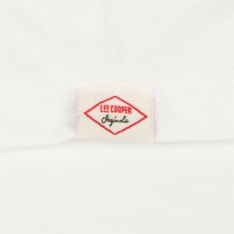 Lee Cooper Comb Cotton T Shirt Ladies